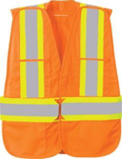 Ash City Lifestyle Vests 88710 - 5-Point Vertical Stripe ...