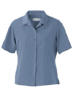 Ash City Polynosic 77006 - Ladies' Polynosic Short Sleeve ...