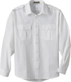 Ash City Service 87703 - Men's Soil Release Long Sleeve Uniform Shirt