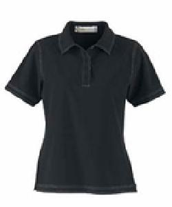 Ash City Stretch 77015 - Ladies' Performance Polyester Stretch Woven Polo