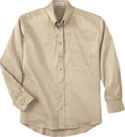 Ash City Stretch 87028 - Men's Solid Stretch Shirt