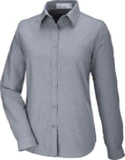 Ash City Wrinkle Free 77038 - Windsor Ladies' Long Sleeve ...