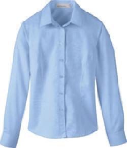 Ash City Wrinkle Resistant 77028 - Ladies' Yarn-Dyed ...