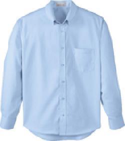 Ash City Wrinkle Resistant 87036 - Men's Yarn-Dyed Wrinkle Resistant Dobby Shirt