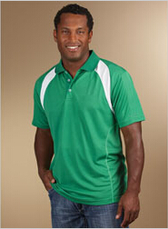 Reebok 7290 Play Dry Athletic Polo