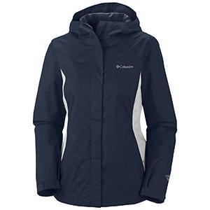 Columbia 153411 Women's Arcadia II Rain Jacket
