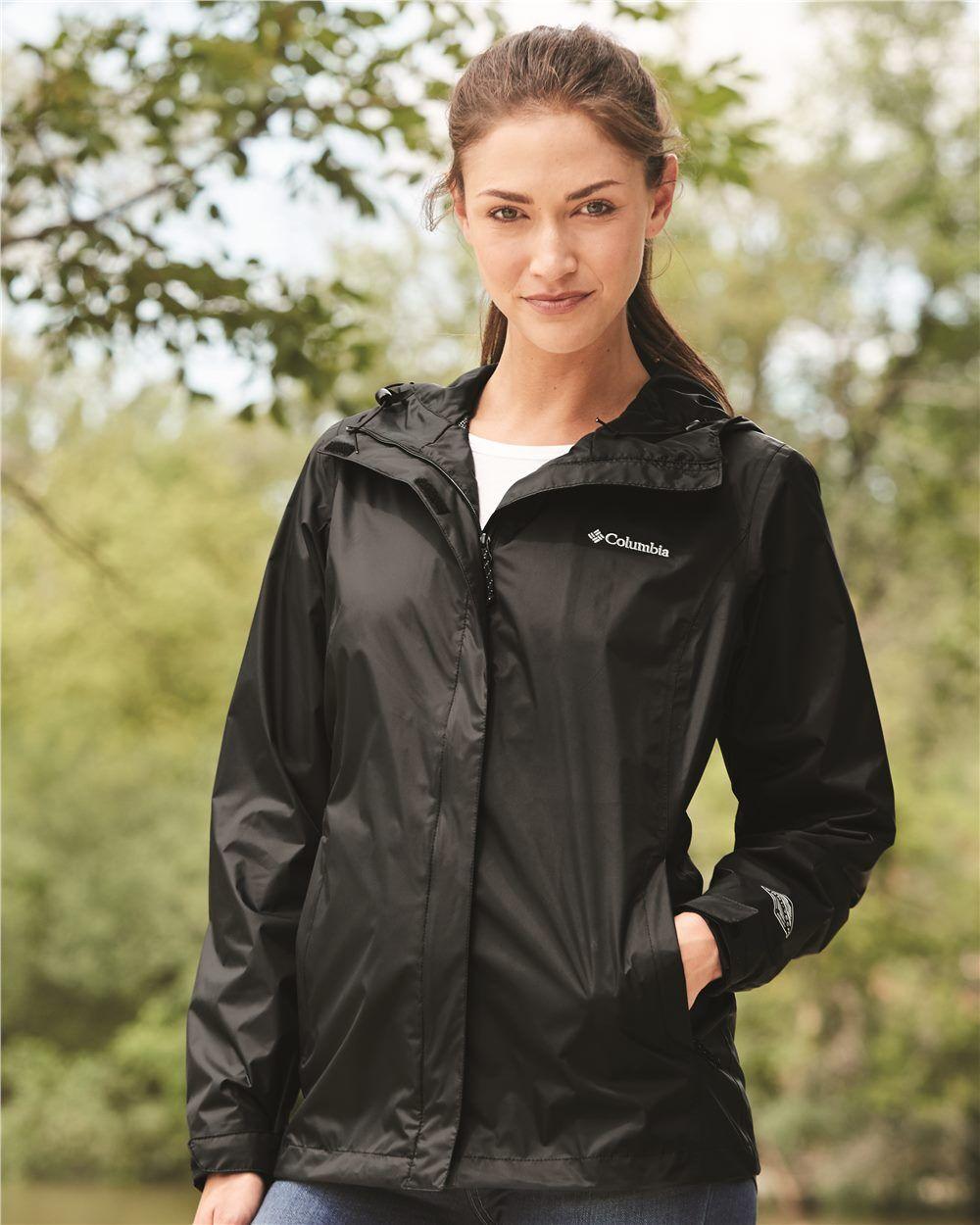 Columbia 153411 - Women's Arcadia II Rain Jacket