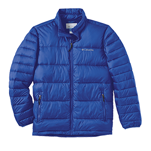 Columbia 156201 Men's Frost Fighter Puffy Jacket