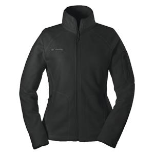 Columbia 3249 Women's Western Trek Full-Zip Microfleece ...