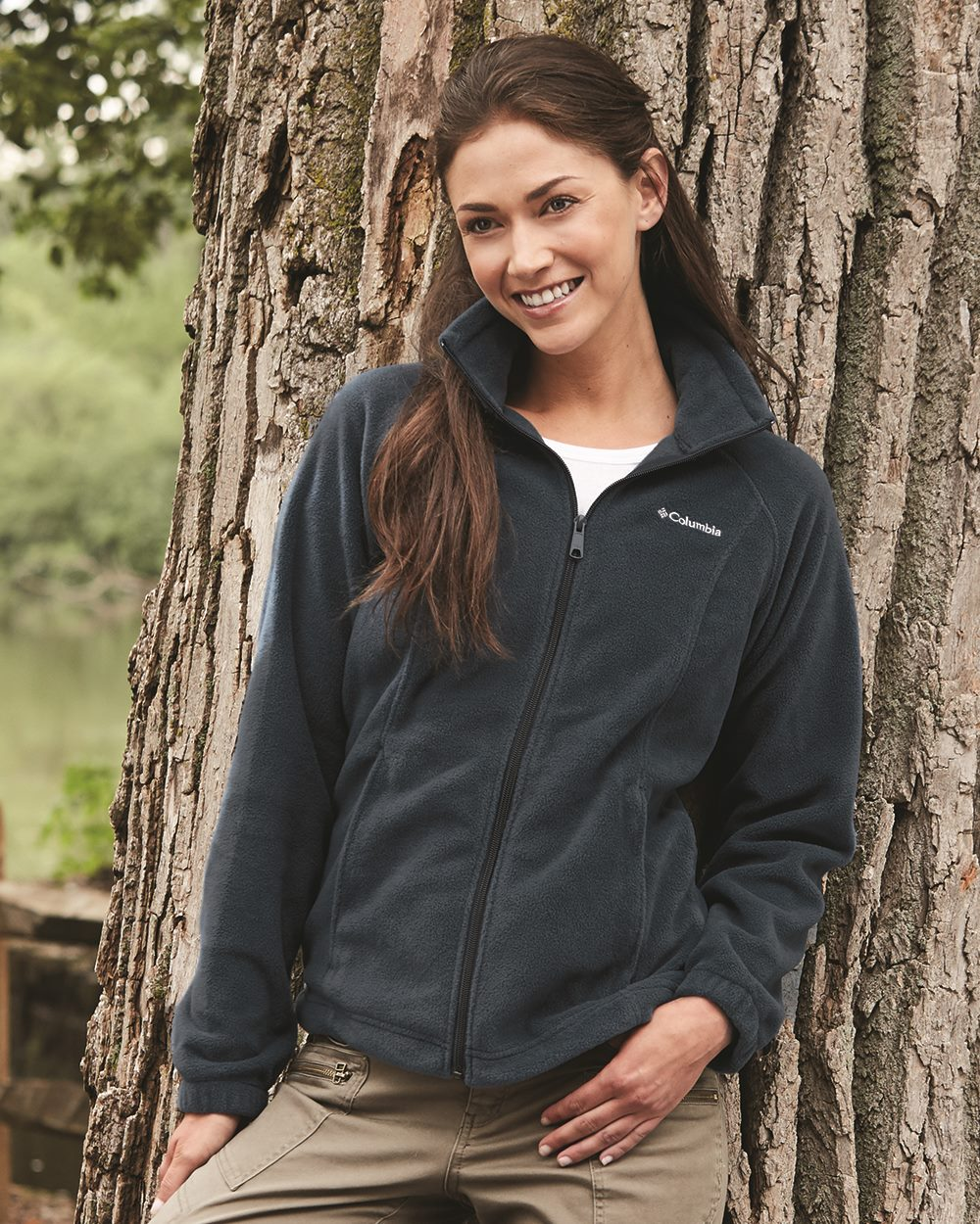 Columbia 6114 Women's Benton Springs Full-Zip Jacket