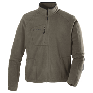 Columbia 6223 Men's Western Trek Full-Zip Microfleece ...