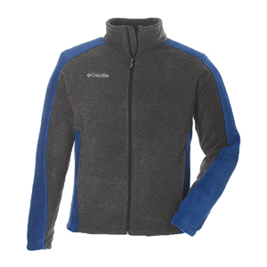 Columbia 6814 Men's Rebel Ridge Color block fleece FZ