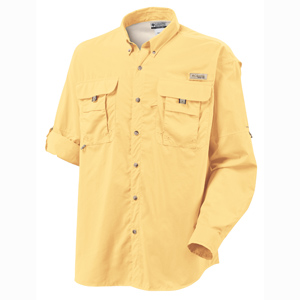 Columbia 7048 Men's Bahama II Long-Sleeve Shirt