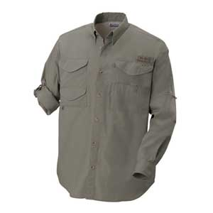Columbia 7120 Men's Bonehead Long-Sleeve Shirt