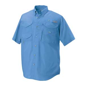 Columbia 7130 Men's Bonehead Short-Sleeve Shirt