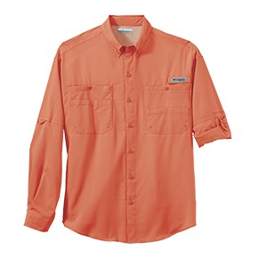 Columbia 7253 Tamiami II Men's Long-Sleeve Shirt