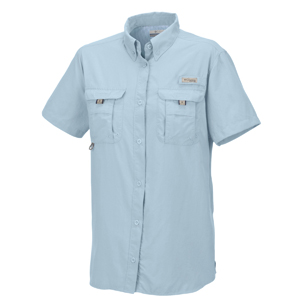 Columbia 7313 Women's Bahama Short Sleeve Shirt