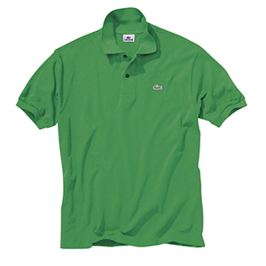 Lacoste L1212 Men's Short Sleeve Polo Shirt