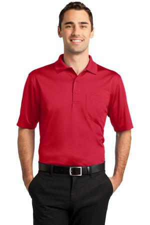 CornerStone CS412P Select Snag-Proof Pocket Polo