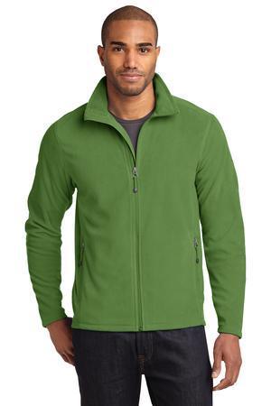 Eddie Bauer EB224 Full-Zip Microfleece Jacket