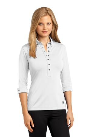 OGIO LOG122 Ladies Gauge Polo
