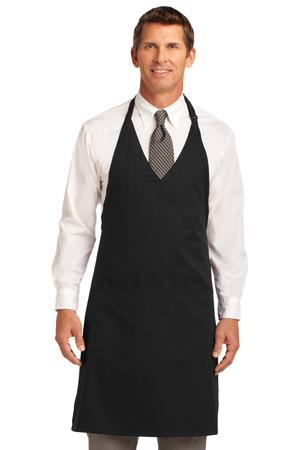 Port Authority A704 Easy Care Tuxedo Apron with Stain ...