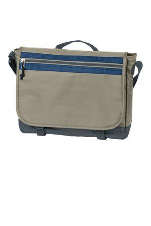 Port Authority BG301 Nailhead Messenger