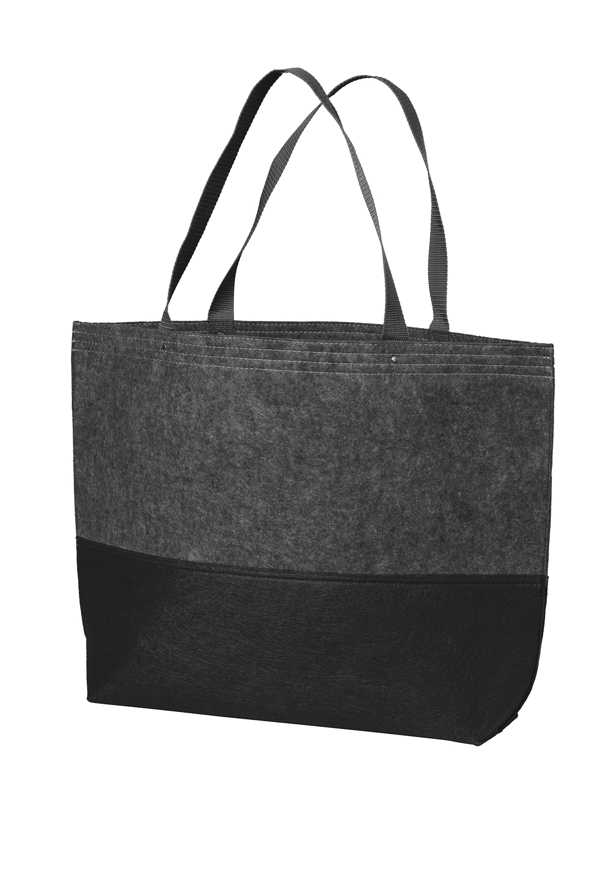 Port Authority BG402L Large Felt Tote