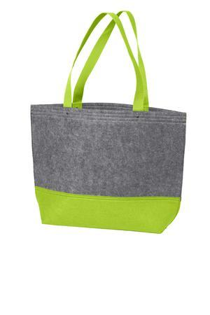 Port Authority BG402M Medium Felt Tote