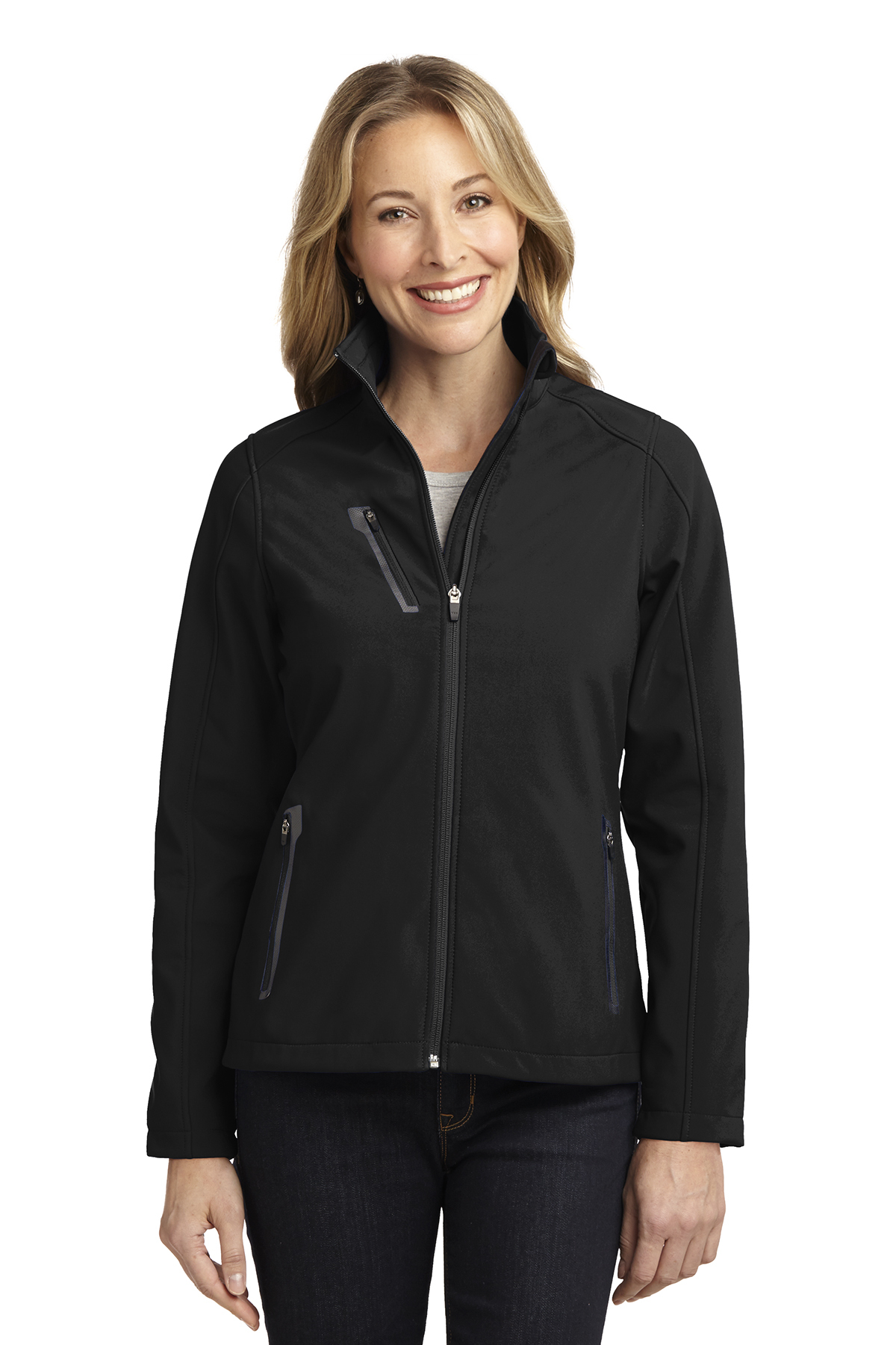 Port Authority L324 Ladies Welded Soft Shell Jacket
