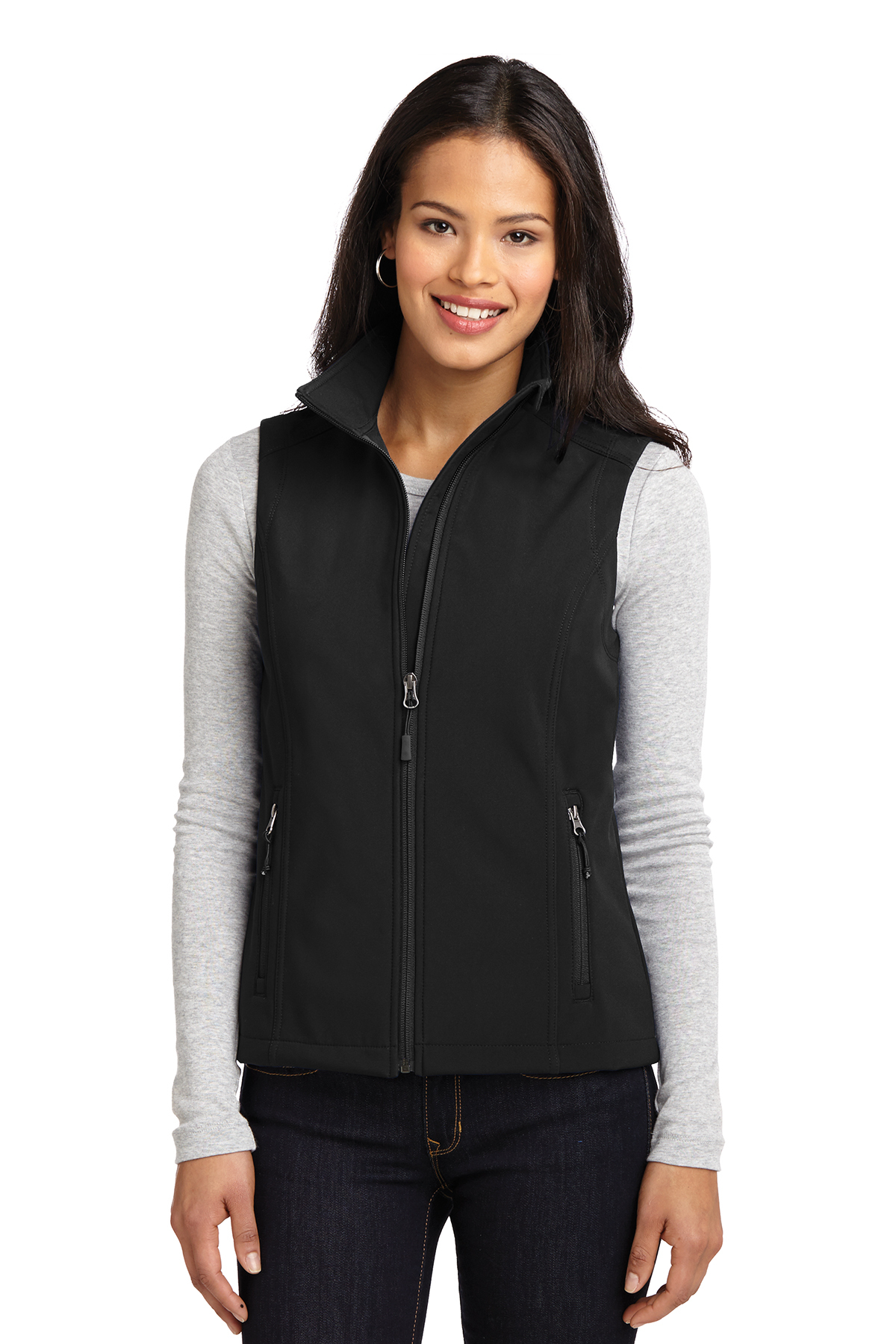 Port Authority L325 Ladies Core Soft Shell Vest