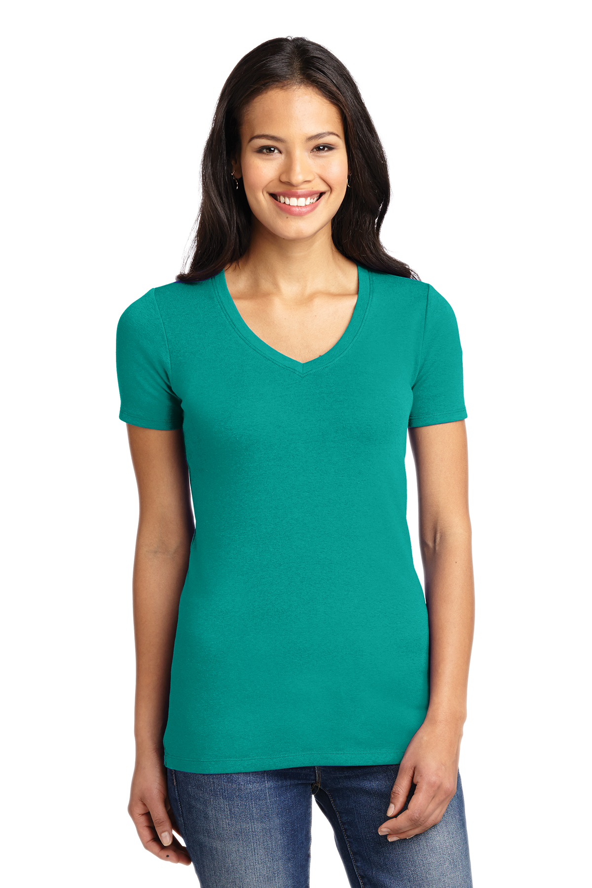 Port Authority LM1005 Ladies Concept Stretch V-Neck ...