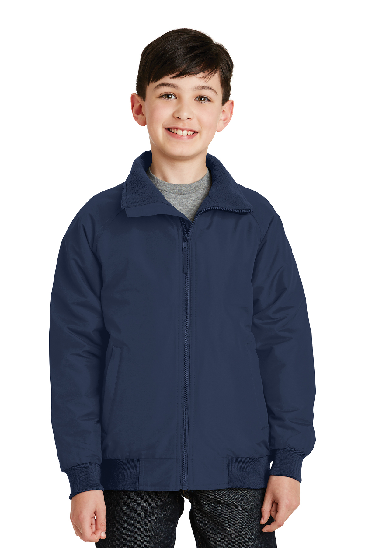 Port Authority Y328 Youth Charger Jacket