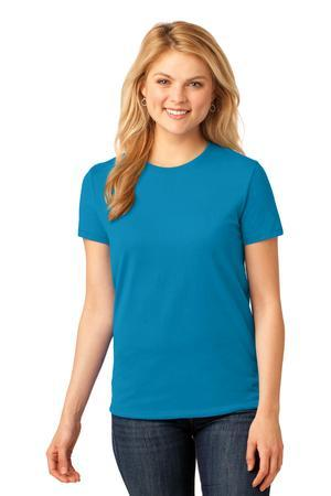 Port & Company LPC54 Ladies 5.4-oz 100% Cotton T-Shirt