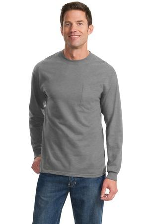 Port & Company PC61LSPT Tall Long Sleeve Essential T-...