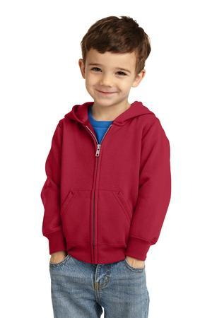 Precious Cargo CAR78TZH Toddler Full-Zip Hooded Sweatshirt