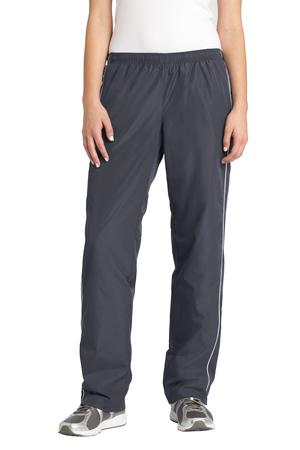 Sport-Tek LPST61 Ladies Piped Wind Pant