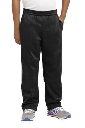 Sport-Tek YST237 Youth Sport-Wick Fleece Pant