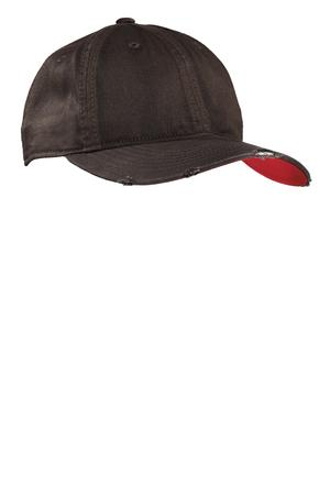 District DT615 Sun Bleached and Distressed Cap