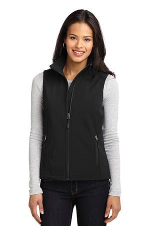 Port Authority L325 Ladies Core Soft Shell Vest