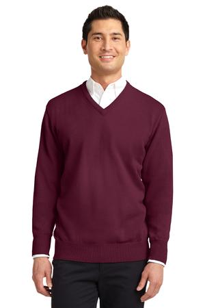 Port Authority SW300 Value V-Neck Sweater