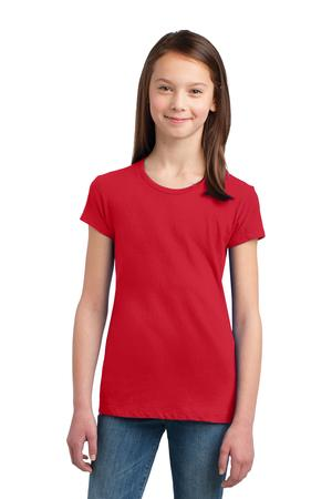District DT5001YG Girls The Concert Tee