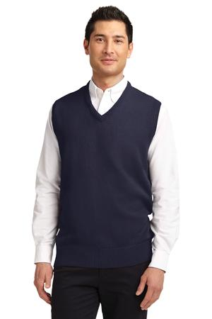 Port Authority SW301 Value V-Neck Sweater Vest