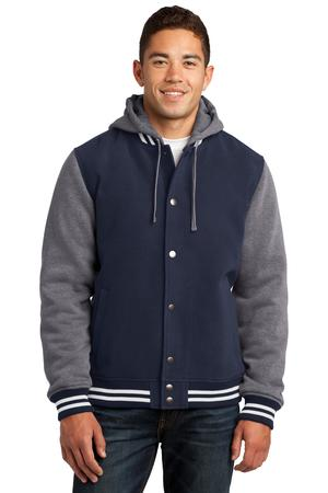 Sport-Tek JST82 Insulated Letterman Jacket