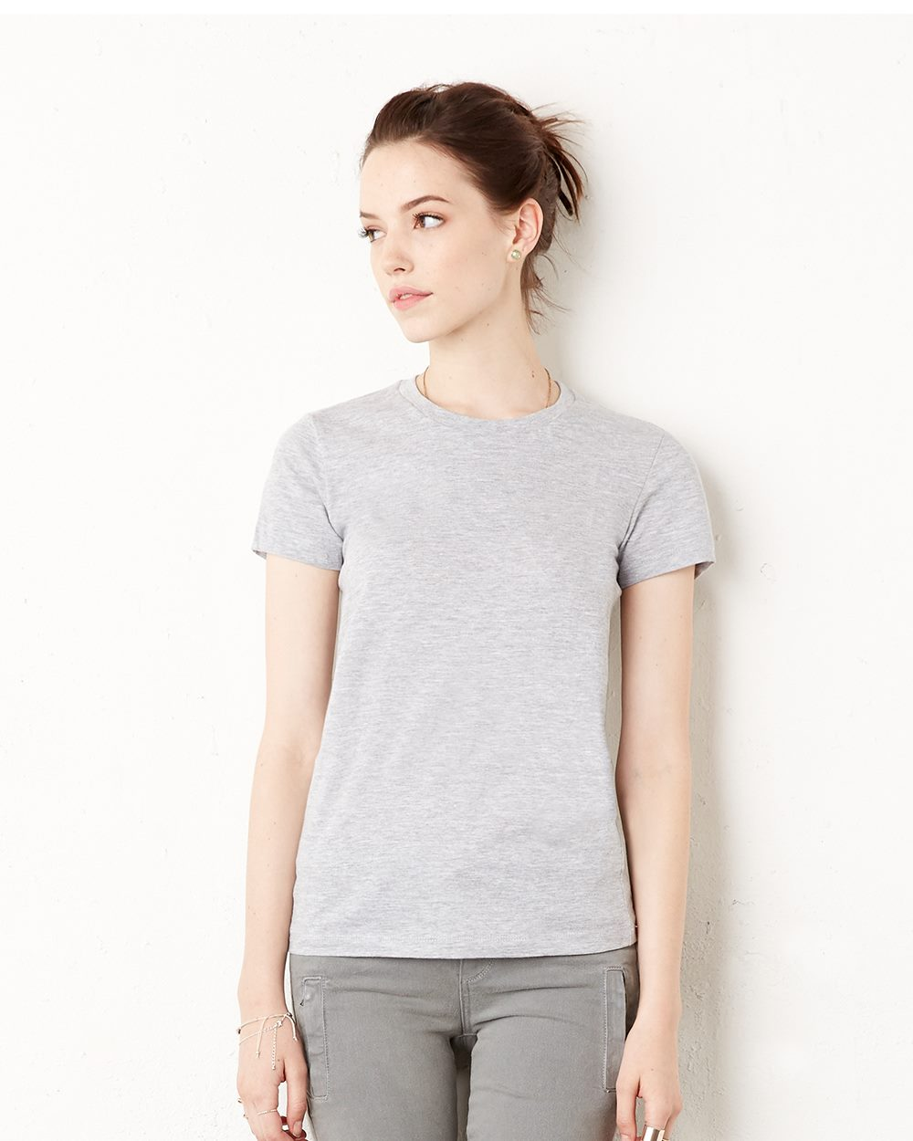 Bella+Canvas 6004USA Ladies' Made In The USA T-Shirt