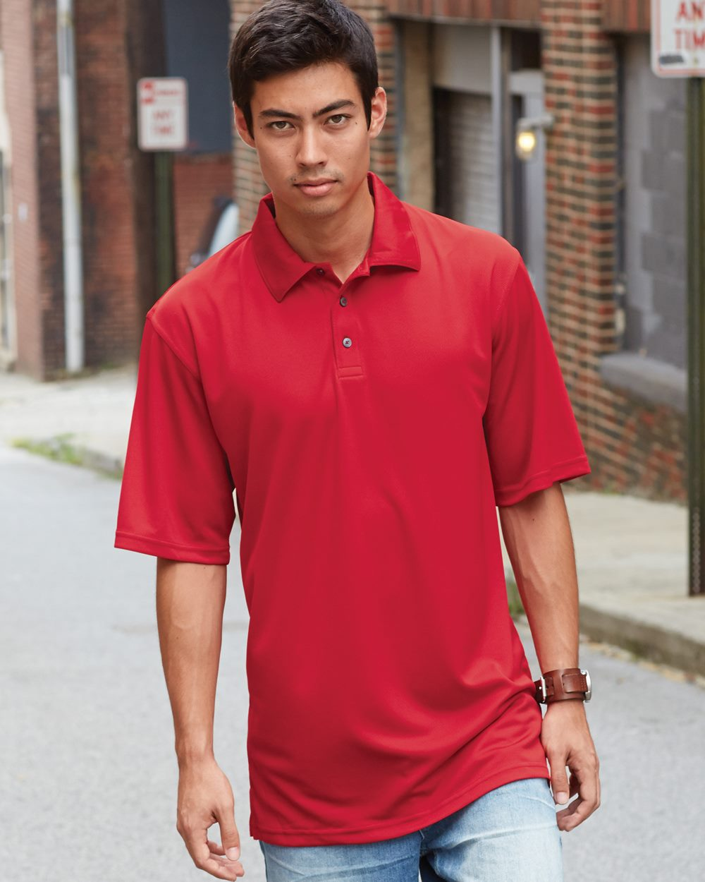 JERZEES 441MR Sport Micro Mesh Sport Shirt