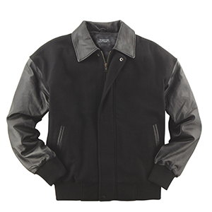 Burk's Bay BB532 Wool and Premium Lamb Jacket