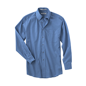 Forsyth F1210 Men's Long Sleeve Solid Oxford Sport Shirt