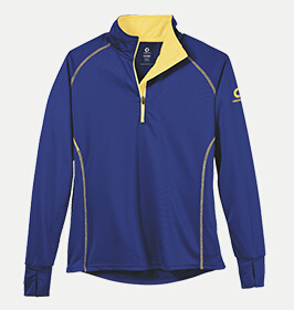Greenlayer 214W Women's Evolution' 1/2 Zip