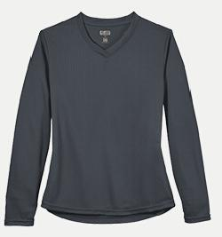 Greenlayer 888W Women's L/S Poly Tee